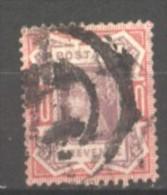Grande Bretagne  N° 102 Oblitéré  Cote  47,50 €  Au Quart De Cote