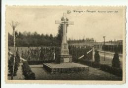 Waregem - Ansegem    *  Heldenplein Geheim Leger - Oorlogsbegraafplaatsen