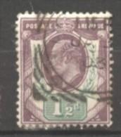 Grande Bretagne  N° 108 Oblitéré  Cote  15,00 €  Au Quart De Cote