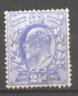 Grande Bretagne  N° 110 Oblitéré  Cote  8,00 €  Au Quart De Cote