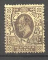 Grande Bretagne  N° 111 Oblitéré  Cote  11,00 €  Au Quart De Cote