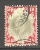 Grande Bretagne  N° 117 Oblitéré  Cote  30,00 €  Au Quart De Cote