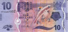 FIDJI 10 Dollars 2013 UNC - Fidji
