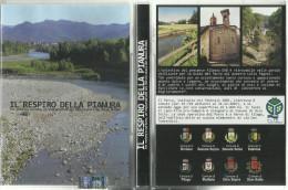 DVD: IL RESPIRO DELLA PIANURA - Tra Natura E Cultura, Un'esplorazione Nel Parco Locale Del Basso Brembo - Documentari