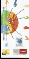 BOLLETTINO CORREOS DE ESPANA OBJETIVOS DE DESARROLLO DEL MILENIO - Protection De L'environnement & Climat