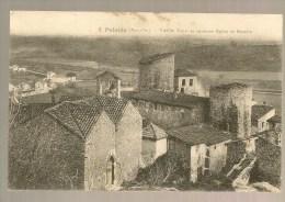CPA PALALDA Vieilles Tours Et Ancienne Eglise Du Rosaire - Frankrijk
