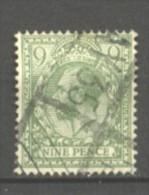 Grande Bretagne  N° 168 Oblitéré  Cote  4,25 €  Au Quart De Cote - 1902-1951 (Re)