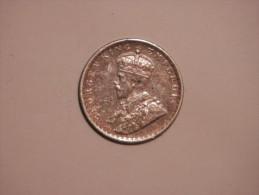 India 2 Annas 1914 Silver - Indien