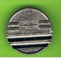 # 035  -  Spielmarke - Jeton - DAERG  ITALIA - Professionals/Firms