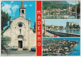 Maderno : OPEL REKORD-A, INNOCENTI MINI, FIAT 500 & 2x 850 - Lago Di Garda   - Italia - Toerisme