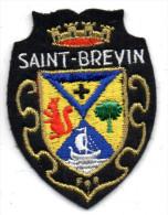ST BREVIN EN L.A.     ECUSSONS TISSUS - Ecussons Tissu
