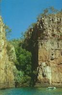 Australia Prepaid Card Katherine Gorge Featuring Jedda Rock - Aardrijkskunde