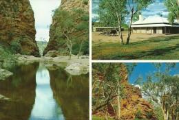 Australia Prepaid Card Simpson's Gap, The Original Telegrafh Station, Alice Springs - Vakantie & Toerisme
