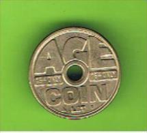 # 070  -  Spielmarke - Jeton - AGE COIN - Profesionales/De Sociedad