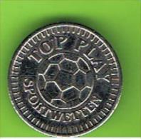 # 076 -  Spielmarke - Jeton - TOP PLAY - Profesionales/De Sociedad