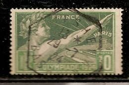 FRANCE N° 183 OBLITERE - Usados