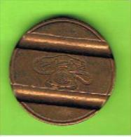 # 083 -  Spielmarke - Jeton - TELEFONOS ITALIA  - GETTONE - Profesionales/De Sociedad