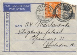 I3540 - Netherlands Indies (1935) Batavia - Niederländisch-Indien