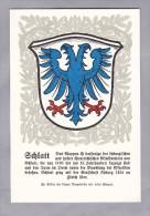 ZH SCHLATT Zürcher Gemeindewappen Ungebraucht - ZH Zurich