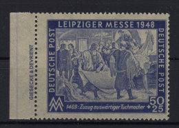 SBZ Michel No. 199 a ** postfrisch DZ