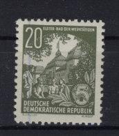 DDR Michel No. 413 X II ** postfrisch