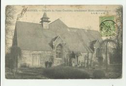 Soignies   *  Chapelle Du Vieux Cimetière, Actuellement Musée Archéologique - Soignies