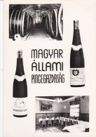 Magyar ALLAMI Pincegazdasag, Hungary , 40-50s - Ungheria