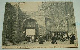 Saint Malo - La Porte Saint Thomas  - Magasin De Souvenirs - Saint Malo