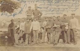 ASCHAFFENBURG - 1903 , Soldaten - Characters