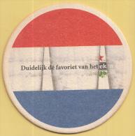 Heineken - Europese Kampioenschappen Voetbal 2000 - Nederland - Ongebruikt Exemplaar - Portavasos