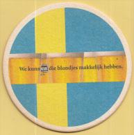 Heineken - Europese Kampioenschappen Voetbal 2000 - Zweden - Ongebruikt Exemplaar - Portavasos