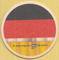 Heineken - Europese Kampioenschappen Voetbal 2000 - Duitsland - Ongebruikt Exemplaar - Portavasos