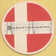 Heineken - Europese Kampioenschappen Voetbal 2000 - Denemarken - Ongebruikt Exemplaar - Portavasos