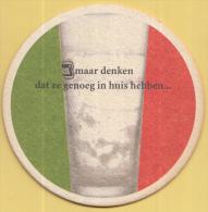 Heineken - Europese Kampioenschappen Voetbal 2000 - Italië - Ongebruikt Exemplaar - Bierviltjes