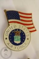 United States Air Force  - Pin Badge  - #PLS - Militares