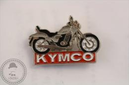Kymco Motorbike - Motorcycle  Pin Badge - #PLS - Motos