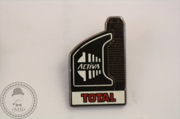 Activa Total - Pin Badge - #PLS - Pin