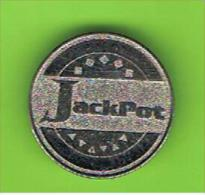 # 100 -  Spielmarke - Jeton - JACK POT - Profesionales/De Sociedad