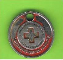 # 108 -  Spielmarke - Jeton - OSTERREICHISCHES ROTES KREUZ - Profesionales/De Sociedad