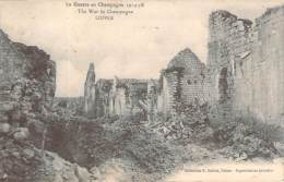 WW1 - La Guerre En Champagne 1914-18 - Loivre - Guerre 1914-18