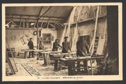 * BEGARD - Menuiserie - Métier Bois - Autres Communes