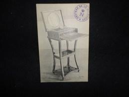 Carte Ancienne  ( 1900 - 1910 ).  Nécessaire De Toilette De L ' Impératrice Joséphine. - Arts
