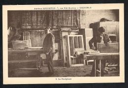 * Ateliers Djoukitch - Sculpture - Publicité