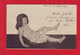 6231 - CARTE POSTALE CPA ENFANT - Unclassified
