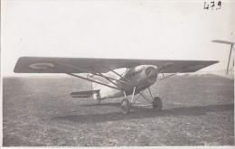Photographie - Aviation Militaire - Avion Gourdon Hispano - Photo Andr� Le Bourget 93