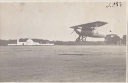 Photographie/ Aviation Militaire/ F�tes de Vincennes 1929/ Avion Jockey Devoitine Hispano / Photo Andr� Le Bourget 93