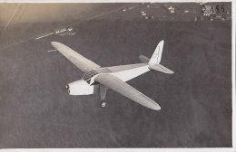 Photographie/ Aviation Militaire /  Avion A�rodrome / Photo Andr� Le Bourget 93