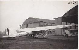 Photographie/ Aviation /  Avion  A�rodrome / Photo Andr� Le Bourget 93