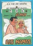 C.P.M. Calendrier De La Classe - Humour