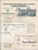 Facture Lettre 190- CHAVEGRAND Verre Vitre - Paris XIè - 1900 – 1949